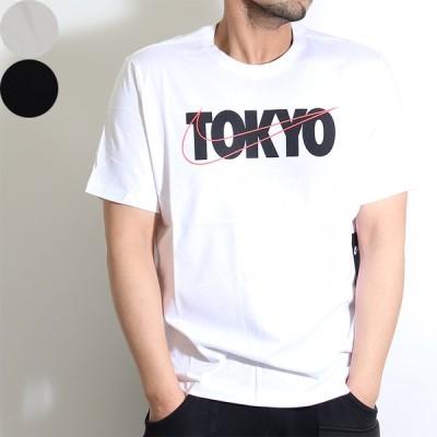 ナイキ(NIKE)東京 TOKYO 半袖 tシャツ 綿100% メンズ