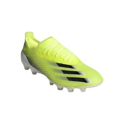 【P3倍+10%OFFクーポン】   【ノベルティプレゼント!】21年春夏 アディダス adidas サッカー スパイク エックス ゴースト .1 ジャパン HG/AG FY4728