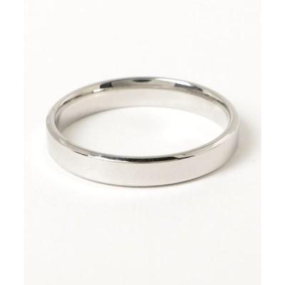 指輪 【14 BURNER SELECT】ステンレスシンプルデザインリング