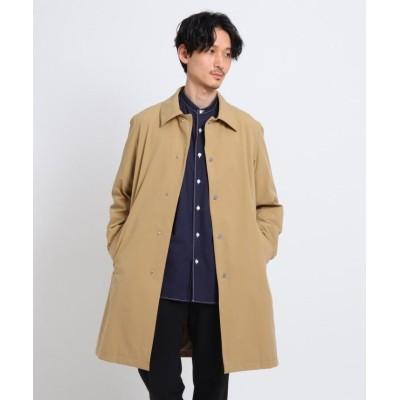 (TAKEO KIKUCHI/タケオキクチ)オーバーステンカラーコート/メンズ サンドベージュ(053)