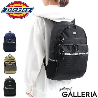 ディッキーズ リュック Dickies バッグ DK LOGO TAPE BACKPACK バックパック リュックサック 通学 A4 ファスナー メンズ レディース 軽い アウトドア 14609600
