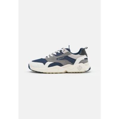 ガント メンズ 靴 シューズ NICEWILL RUNNING - Trainers - blue
