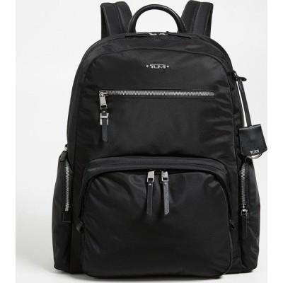 (取寄)トゥミ カーソン バックパック リュック バッグ Tumi Carson Backpack Black Silver 送料無料