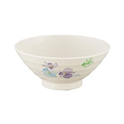 メラミン和食器 すみれ 茶漬椀 身VO-1/業務用食器/新品