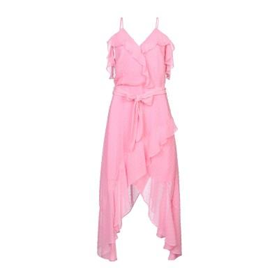 シルビアンヒーチ SILVIAN HEACH ミニワンピース&ドレス ピンク XXS ポリエステル 100% ミニワンピース&ドレス