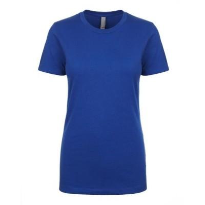 レディース 衣類 トップス Next Level Women's Ideal T-Shirt - NL1510 グラフィックティー