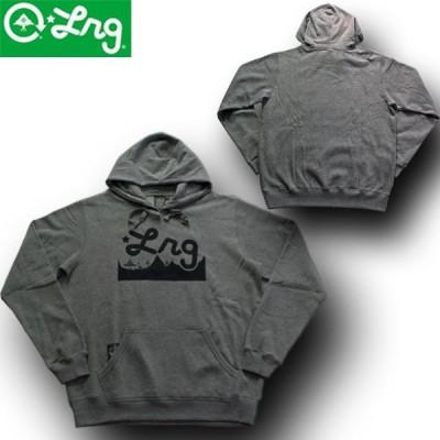 PK-266●一万円以上送料無料●LRG HOODY (グレー/ロゴ) エルアールジー