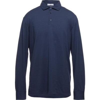 クルチアーニ CRUCIANI メンズ ポロシャツ トップス polo shirt Blue