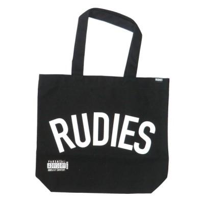 RUDIE'S(ルーディーズ) ルーディーズ PHAT-TOTEBAG トートバック ブラック