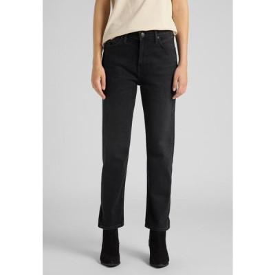 リー レディース ファッション CAROL - Straight leg jeans - captain black