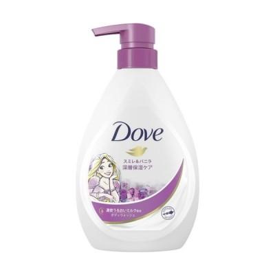 ダヴ ボディウォッシュ スミレ&バニラ ポンプ ( 500g )/ ダヴ(Dove)