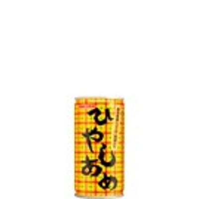 サンガリア  あめゆ・ひやしあめ 190g缶 1ケース30本