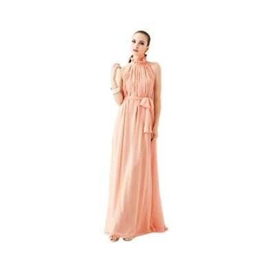 グランローバ カラードレス おしゃれ カバー 衣装 パーティー エレガント レディース ドレスアップ ドレス結婚式 シフォン けっこんしき