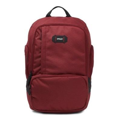 国内正規品 OAKLEY 921425-80u Street Organizing Backpack 収納 バックパック リュック Iron Red