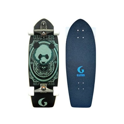 Surfskate GLUTIER Kunfu 29 with T12 Surf Skate Trucks 並行輸入品