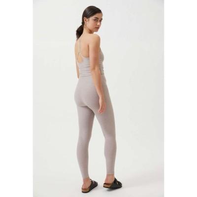 ビヨンドヨガ Beyond Yoga レディース スパッツ・レギンス インナー・下着 Caught In The Midi Space-Dye High-Waisted Legging Beige