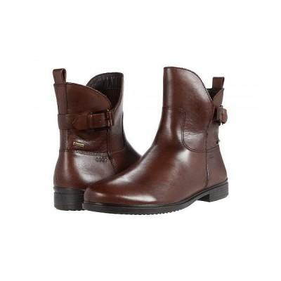 ECCO エコー レディース 女性用 シューズ 靴 ブーツ アンクル ショートブーツ Touch 15 Buckle Boot - Mink