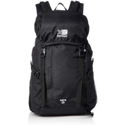 [カリマー]デイパック tatra25 Black(ブラック)