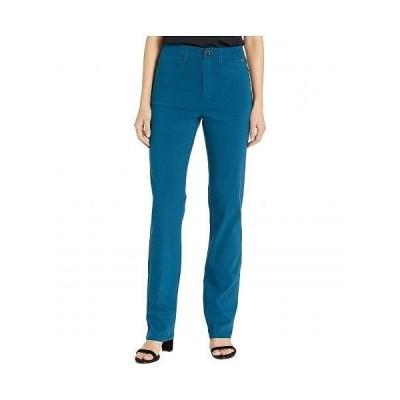 FDJ French Dressing Jeans レディース 女性用 ファッション ジーンズ デニム Technoslim Suzanne Straight Leg - Tealblue