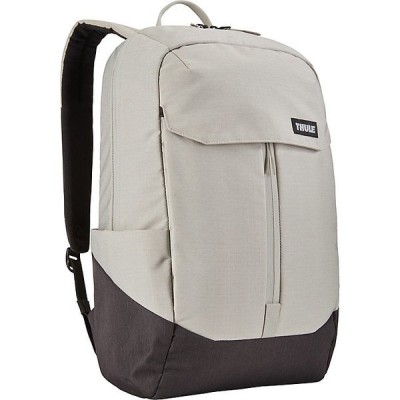 スリー ボストンバッグ メンズ バッグ Thule Lithos Backpack 20L Concrete/Black