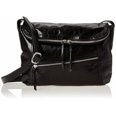 ホボ アメリカ 日本未発売 HOBO Vintage Shane Cross-Body Handbag,Black,One Size