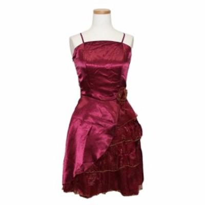 【新品】JK2.YY ジェイケイ 2 イブニングドレス・ワンピース (フリルワンピース) 090626