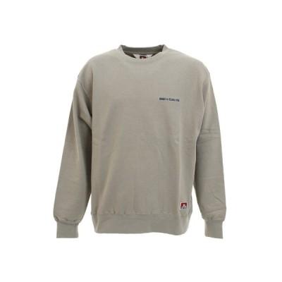 ベンデイビス(BEN DAVIS) ヘヴィースウェットクルーネックシャツ 0780049-GRG (メンズ)