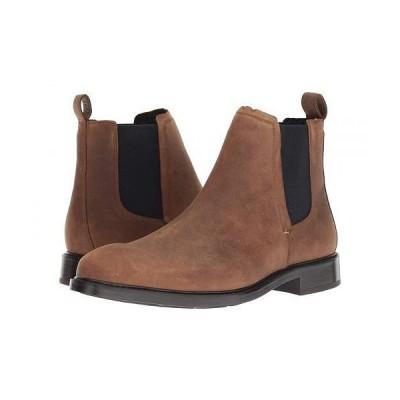 Cole Haan コールハーン メンズ 男性用 シューズ 靴 ブーツ チェルシーブーツ Kennedy Grand Chelsea Waterproof - Dogwood Nubuck Waterproof