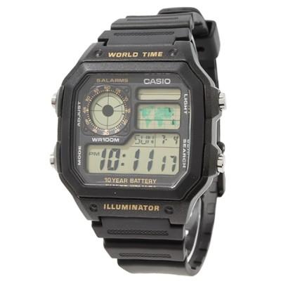 TETE HOMME / 【CASIO/カシオ】 ワールドタイム MEN 時計 > 腕時計