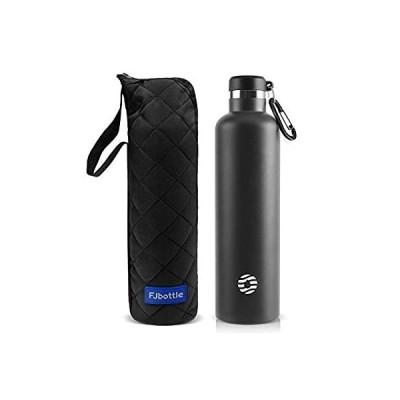 FJbottle 1リットル ステンレスボトル 真空断熱 保温保冷 水筒 第2世代 直飲み スポーツボトル 漏れなし NeoGuerrier(ネオウォ