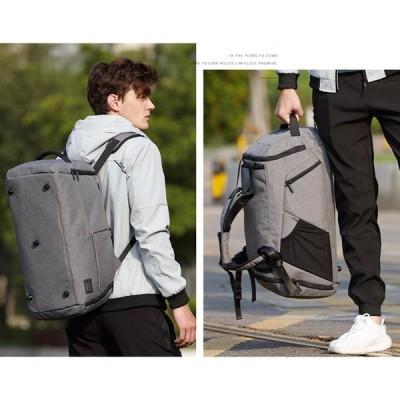 ボストンバッグ ダッフルバッグ リュックサック ショルダーバッグ メンズ 旅行 バッグ スポーツバッグ バックパック 斜め掛け ジムバッグ 大容量 耐水撥水