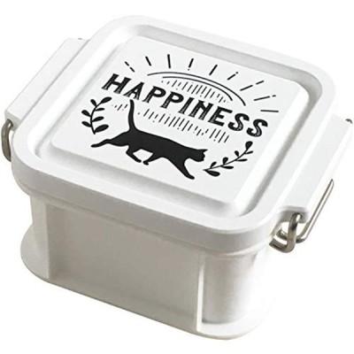 大西賢製販 Abeille ランチボックス HAPPINESS コンテナ型 S AJX-1001