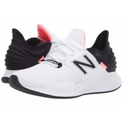 New Balance ニューバランス レディース 女性用 シューズ 靴 スニーカー 運動靴 Fresh Foam Roav White/Black【送料無料】