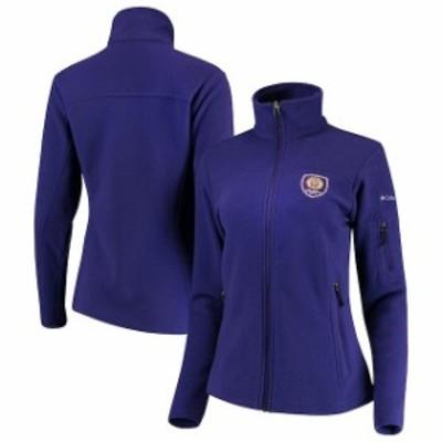 Columbia コロンビア スポーツ用品  Columbia Orlando City SC Womens Purple Give & Go Full-Zip Jacket