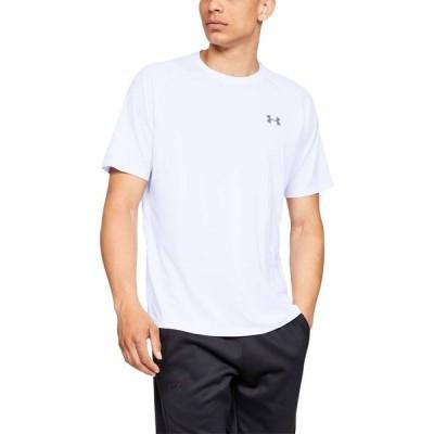メール便OK UNDER ARMOUR(アンダーアーマー) 1358553 UA Tech 2.0 SS Tee メンズ ショートスリーブ Tシャツ トレーニング