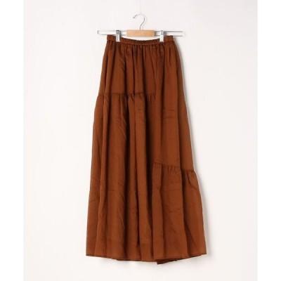 スカート 【W】【it】【JB2】 【CHIGNONSTAR】 シアースカート