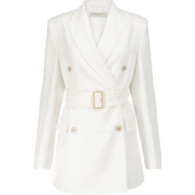 ゴールデン グース Golden Goose レディース スーツ・ジャケット アウター clizia belted blazer Optic White