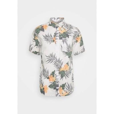 クイックシルバー シャツ メンズ トップス PARADISE EXPRESS - Shirt - snow white