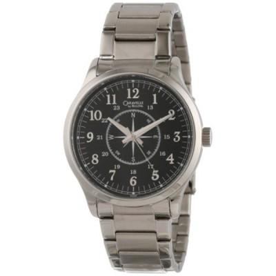 ブローバ キャラベル ニューヨーク Bulova 腕時計 時計 Caravelle by Bulova Men's 43A108  Round Bracelet Watch