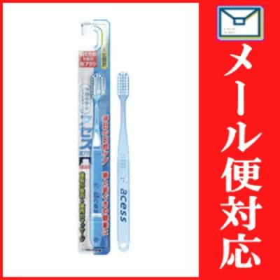 アセス歯ブラシ やわらかめ(ソフトタイプ)  ブルークリア 1本