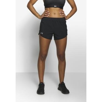 アンダーアーマー レディース カジュアルパンツ ボトムス Shorts - black black