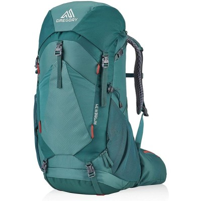 Gregory Mountain Products Women's Amber 34 Backpack  Dark Teal 並行輸入品