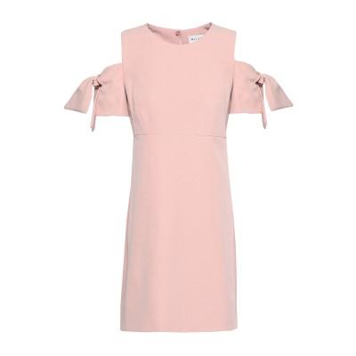 ミリー MILLY ミニワンピース&ドレス ピンク 10 ポリエステル 90% / ポリウレタン 10% ミニワンピース&ドレス