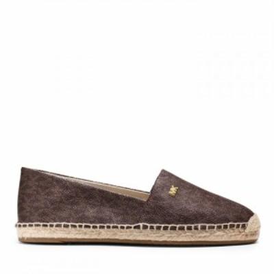 マイケル コース MICHAEL Michael Kors レディース シューズ・靴 Michael Kors Kendrick Signature Shoes Brown