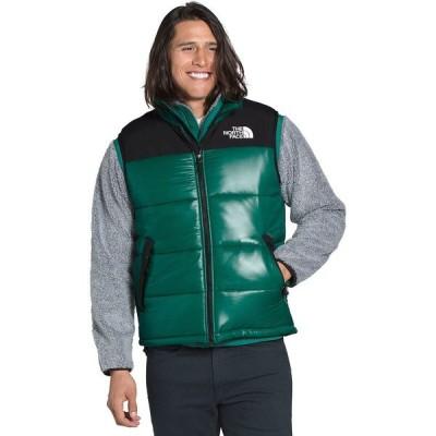 ノースフェイス ベスト メンズ トップス HMLYN Insulated Vest - Men's Evergreen