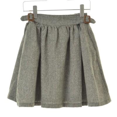 Marna / マーナ ウール混 スカート