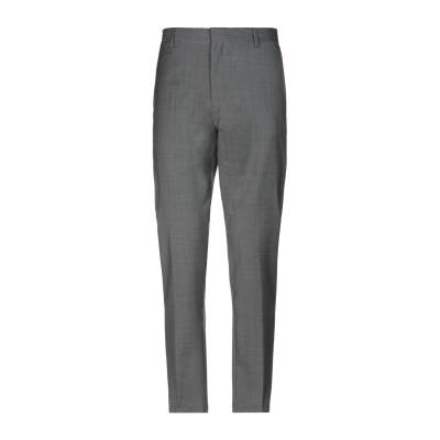 LOW BRAND パンツ 鉛色 36 コットン 97% / ポリウレタン 3% パンツ