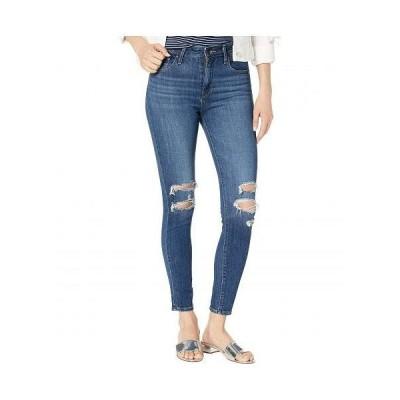 Levi's(R) Womens リーバイス レディース 女性用 ファッション ジーンズ デニム 721 High-Rise Skinny Ankle - Carbon Waters