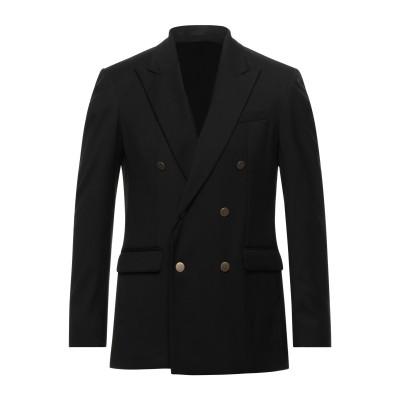 MARSĒM テーラードジャケット ブラック 44 ポリエステル 63% / レーヨン 34% / ポリウレタン 3% テーラードジャケット