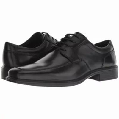 エコー 革靴・ビジネスシューズ Minneapolis Apron Tie Black Leather